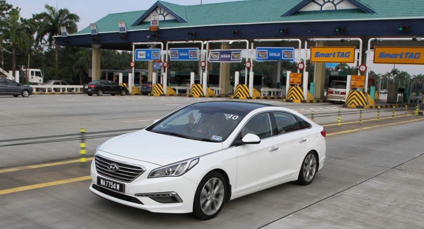 DRIVEN: Hyundai Sonata LF 2.0 Executive tested Image #301500