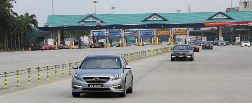 DRIVEN: Hyundai Sonata LF 2.0 Executive tested Image #301501