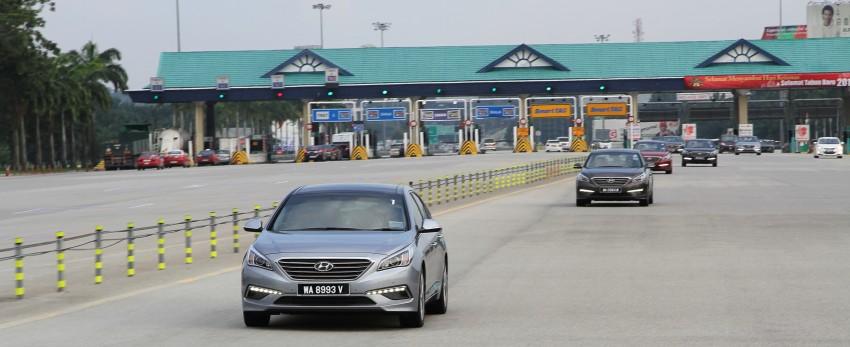 DRIVEN: Hyundai Sonata LF 2.0 Executive tested Image #301501