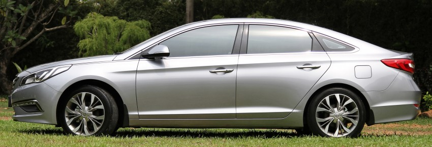 DRIVEN: Hyundai Sonata LF 2.0 Executive tested Image #301481