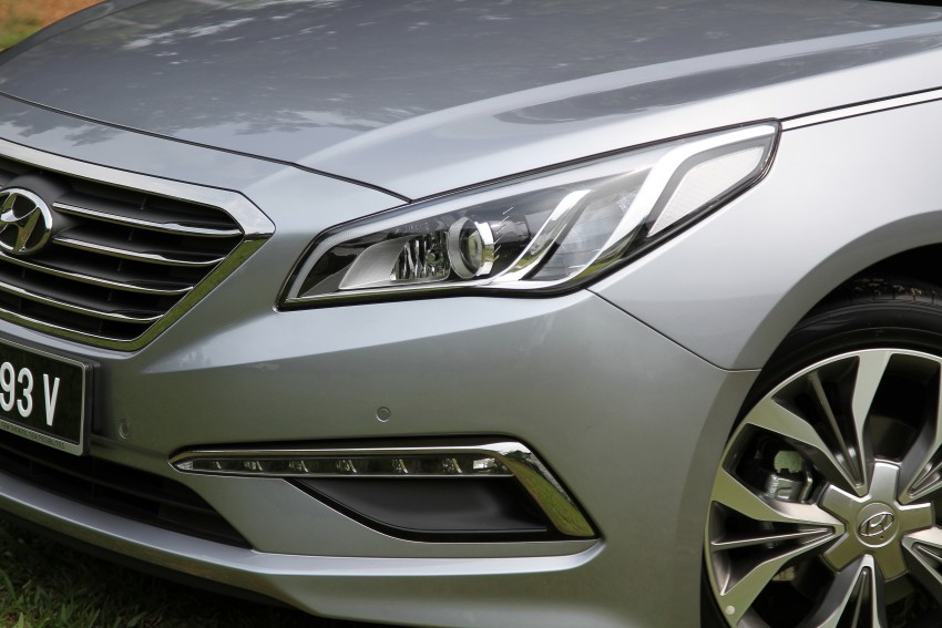 DRIVEN: Hyundai Sonata LF 2.0 Executive tested Image #301484