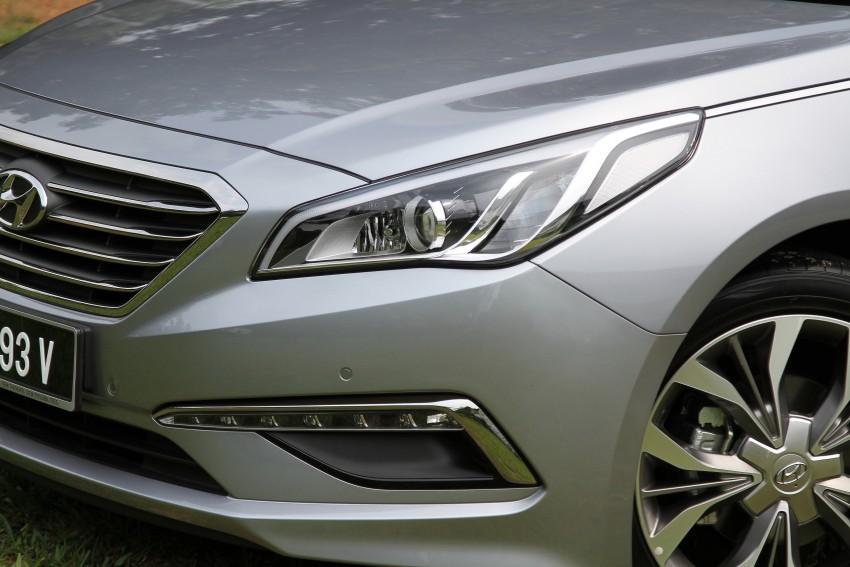 DRIVEN: Hyundai Sonata LF 2.0 Executive tested Image #301484