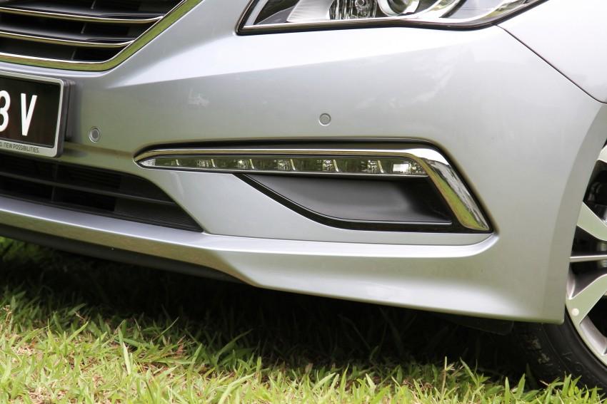 DRIVEN: Hyundai Sonata LF 2.0 Executive tested Image #301486