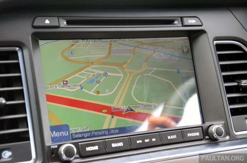 DRIVEN: Hyundai Sonata LF 2.0 Executive tested Image #301433