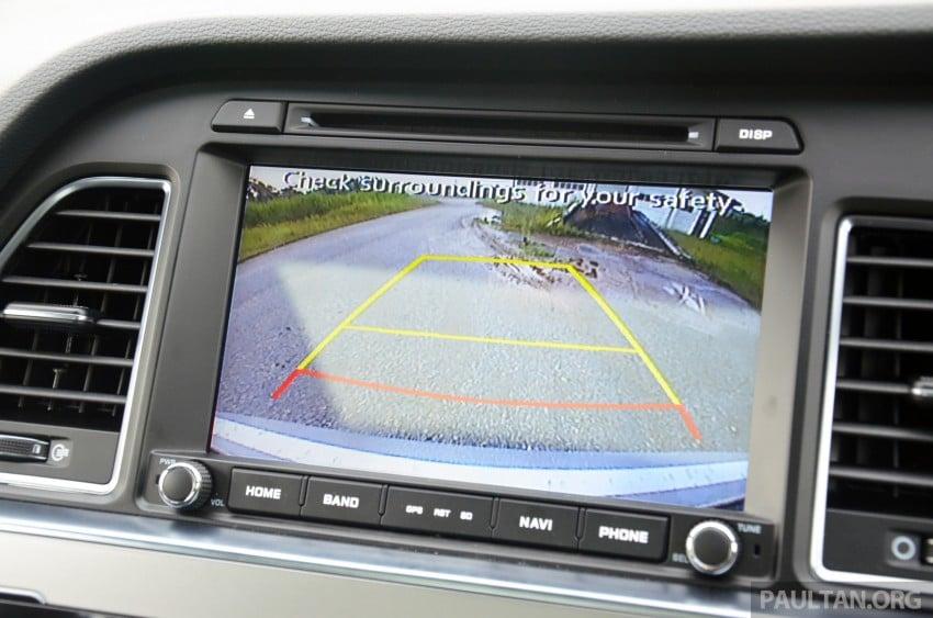 DRIVEN: Hyundai Sonata LF 2.0 Executive tested Image #301438