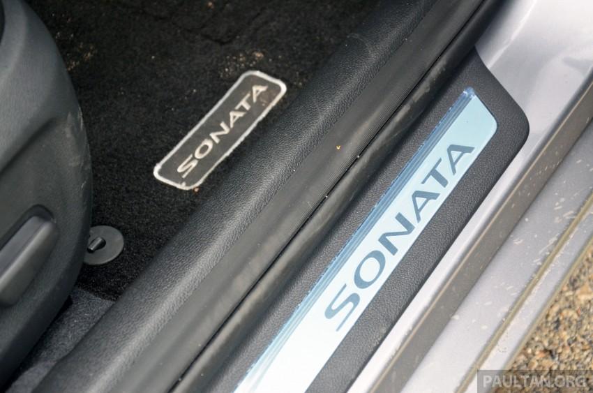 DRIVEN: Hyundai Sonata LF 2.0 Executive tested Image #301439