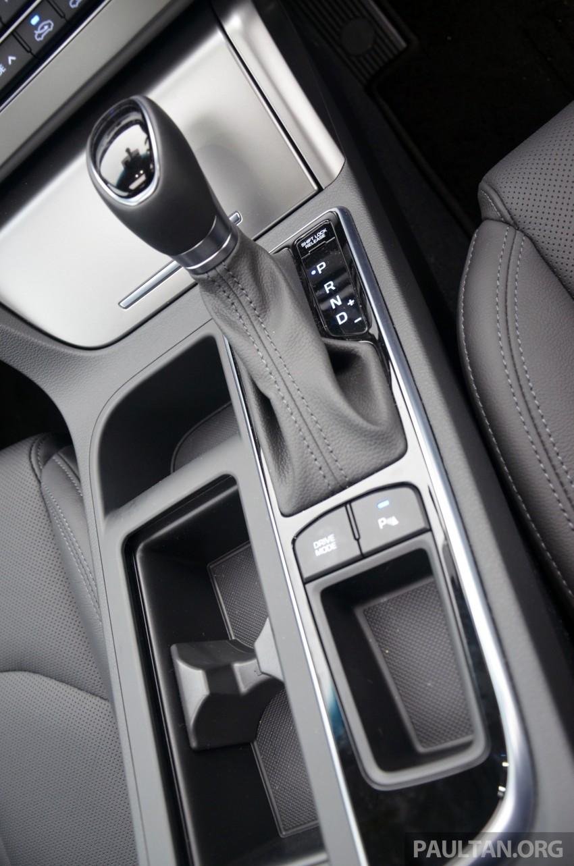 DRIVEN: Hyundai Sonata LF 2.0 Executive tested Image #301444