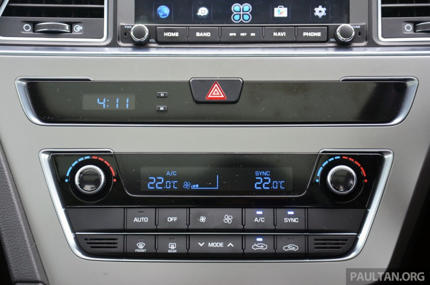 DRIVEN: Hyundai Sonata LF 2.0 Executive tested Image #301451