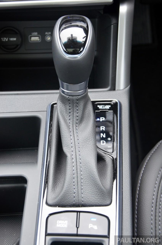 DRIVEN: Hyundai Sonata LF 2.0 Executive tested Image #301454