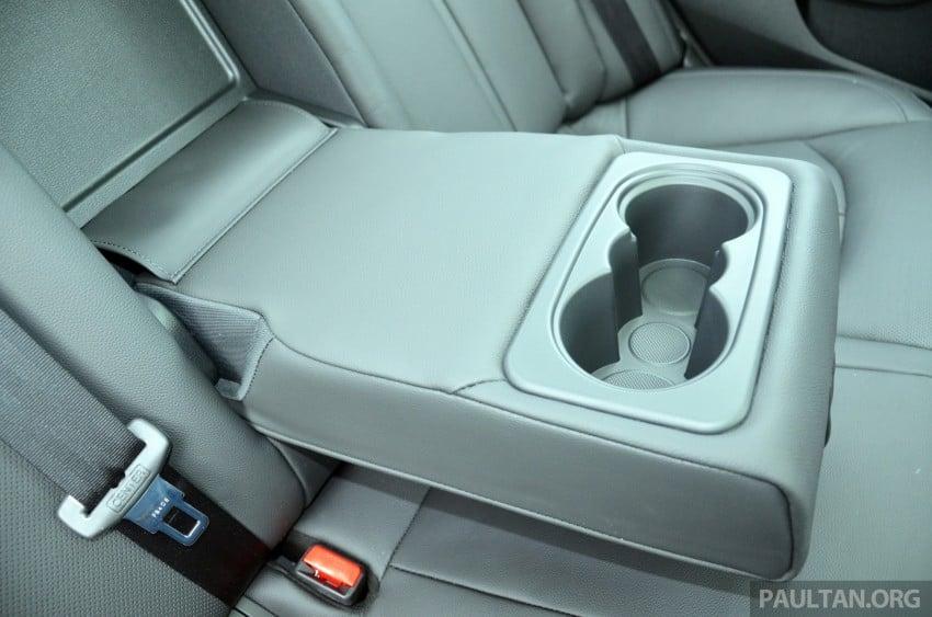 DRIVEN: Hyundai Sonata LF 2.0 Executive tested Image #301458