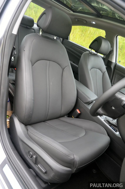 DRIVEN: Hyundai Sonata LF 2.0 Executive tested Image #301460