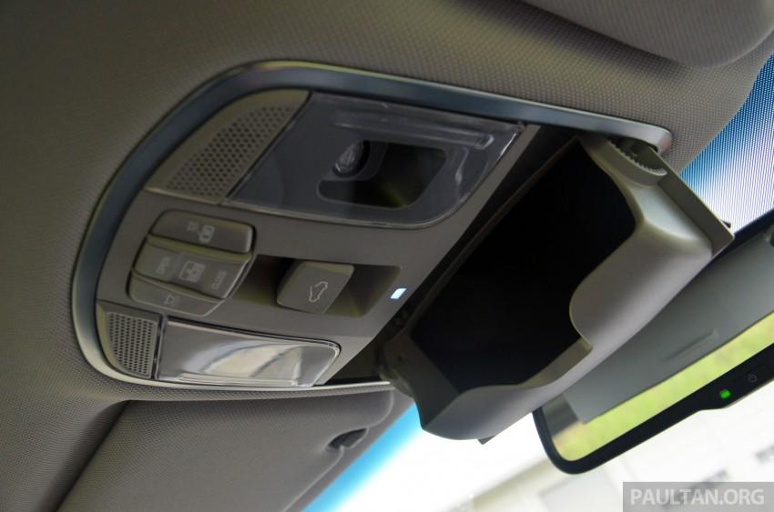 DRIVEN: Hyundai Sonata LF 2.0 Executive tested Image #301463