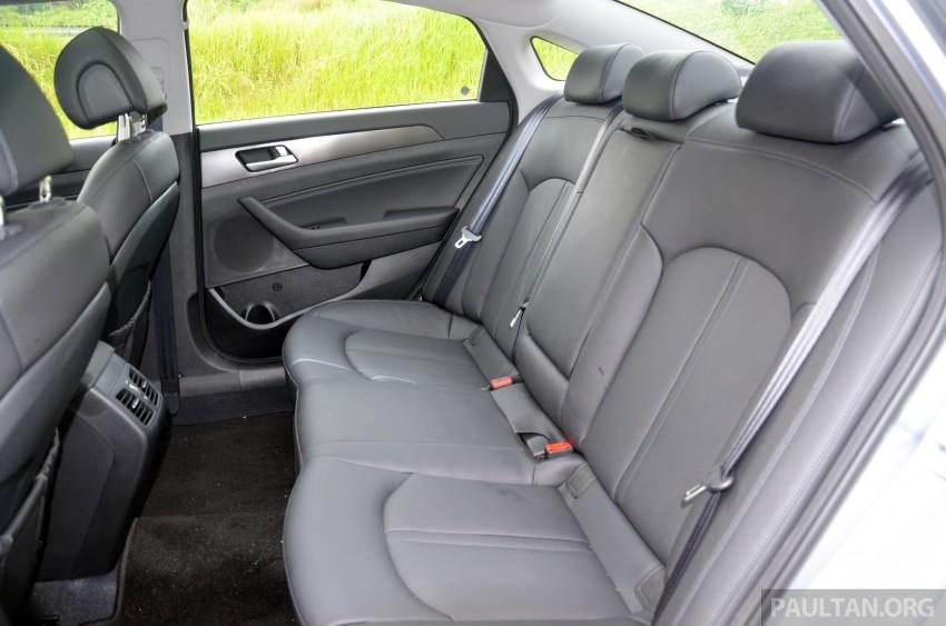 DRIVEN: Hyundai Sonata LF 2.0 Executive tested Image #301469