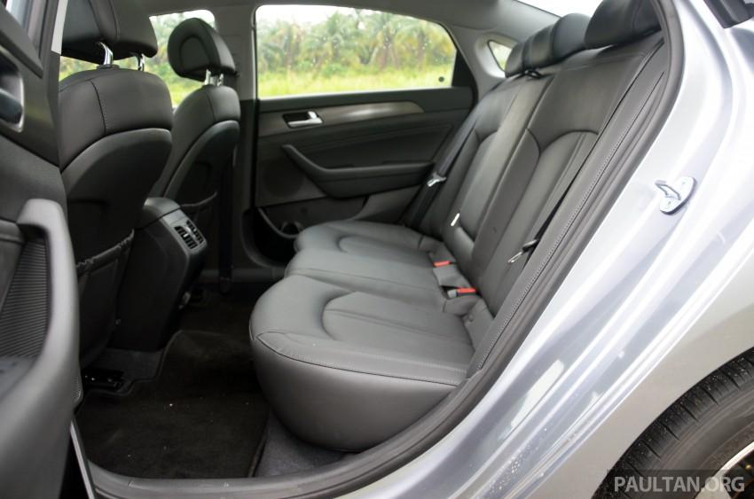 DRIVEN: Hyundai Sonata LF 2.0 Executive tested Image #301470
