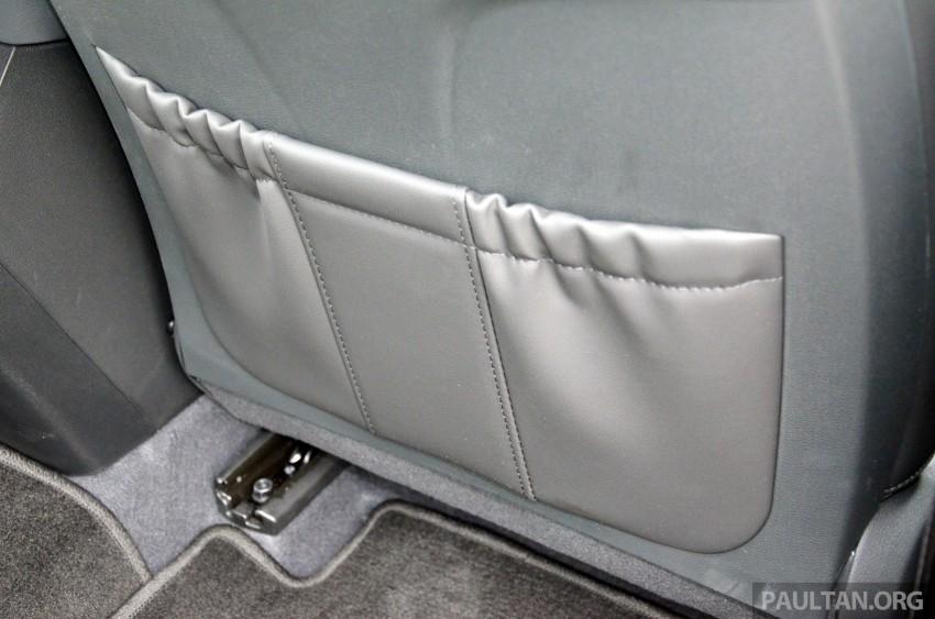 DRIVEN: Hyundai Sonata LF 2.0 Executive tested Image #301476