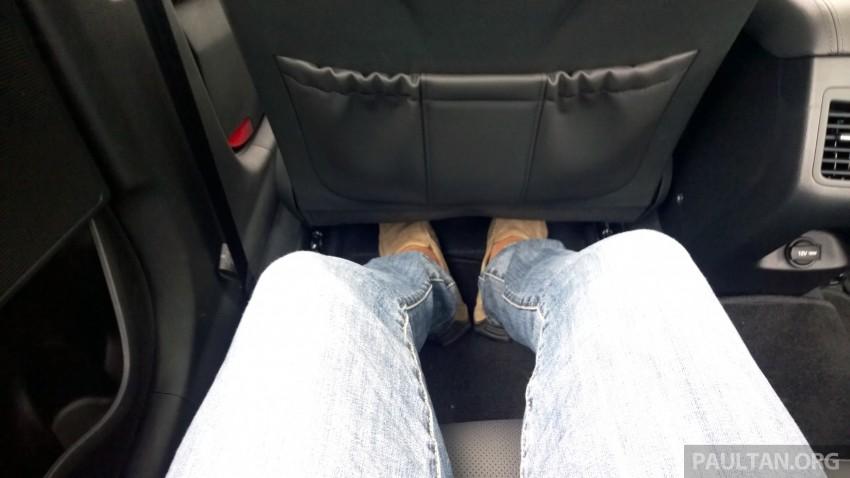 DRIVEN: Hyundai Sonata LF 2.0 Executive tested Image #301477
