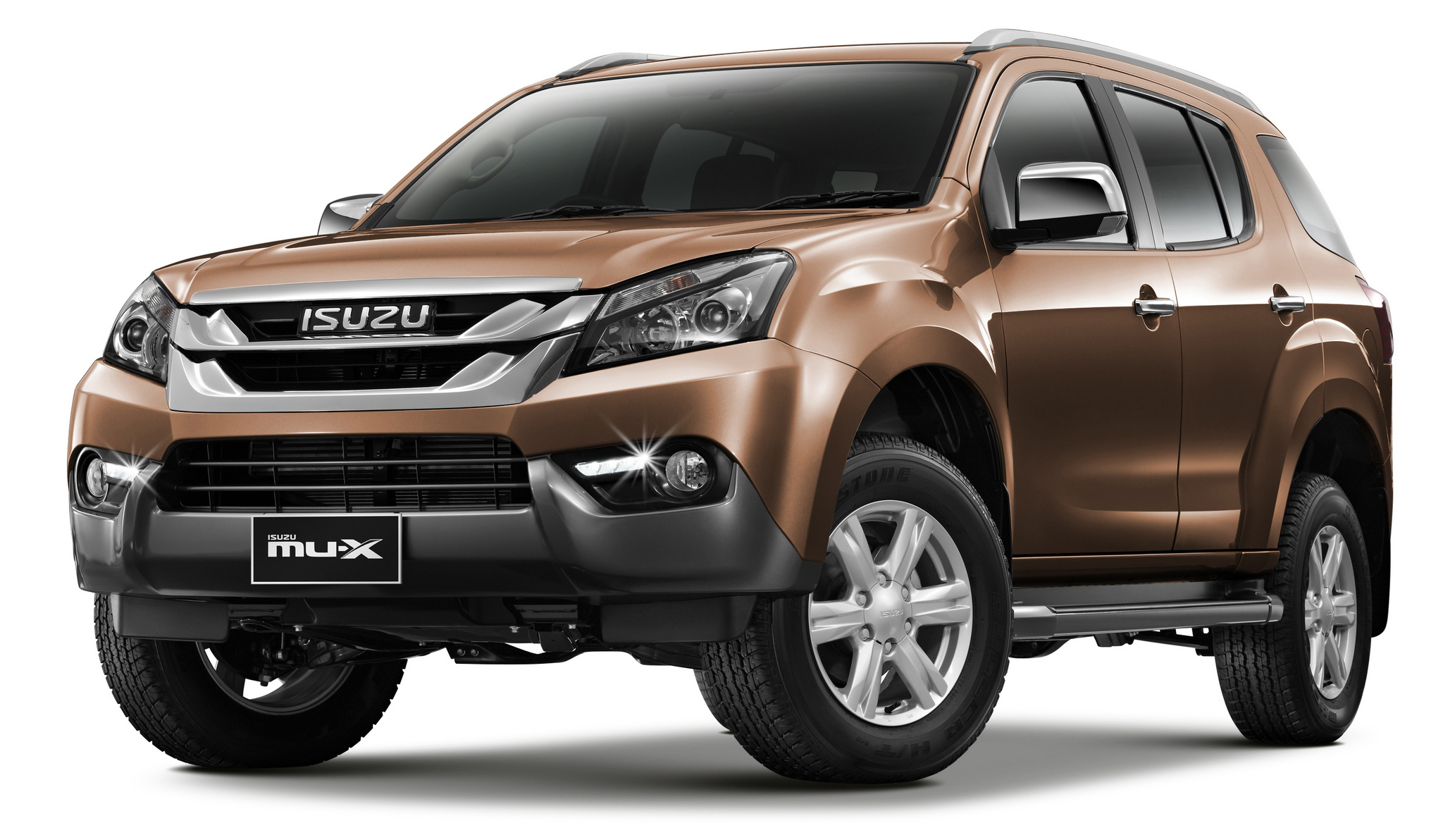 Isuzu MU-X launching this year, CBU Thailand - COO