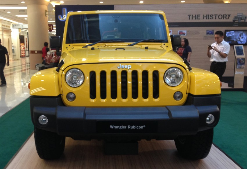 AD: Jeep Freedom is Here 2015 – enjoy test drives, free 1 year road tax and insurance, 1.88% interest rate Image #307855