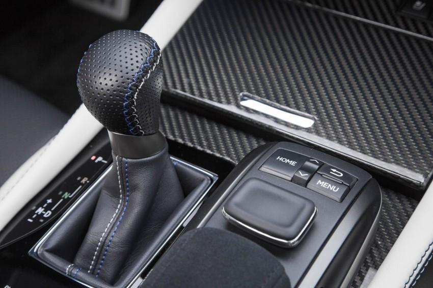 Lexus GS F –  477 PS super sedan makes Detroit debut Image #308208