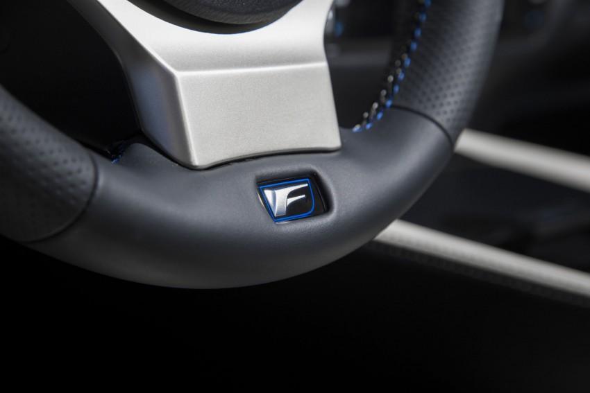 Lexus GS F –  477 PS super sedan makes Detroit debut Image #308211