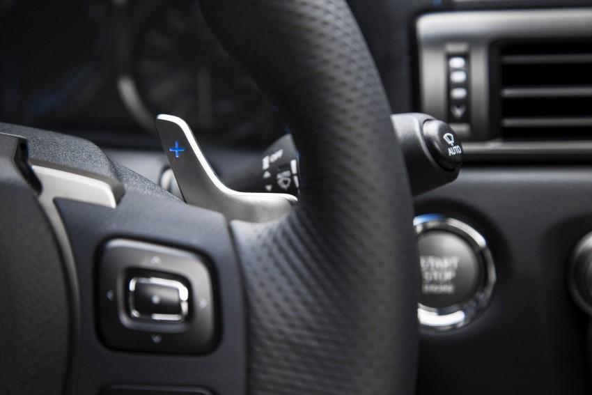 Lexus GS F –  477 PS super sedan makes Detroit debut Image #308212