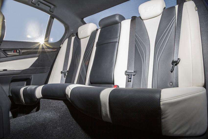 Lexus GS F –  477 PS super sedan makes Detroit debut Image #308218