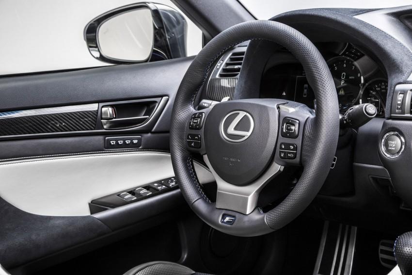 Lexus GS F –  477 PS super sedan makes Detroit debut Image #308220