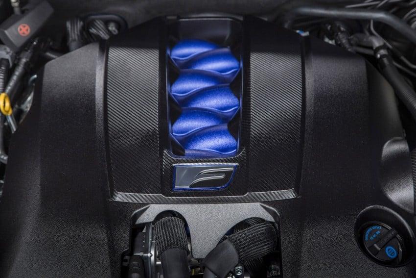 Lexus GS F –  477 PS super sedan makes Detroit debut Image #308226