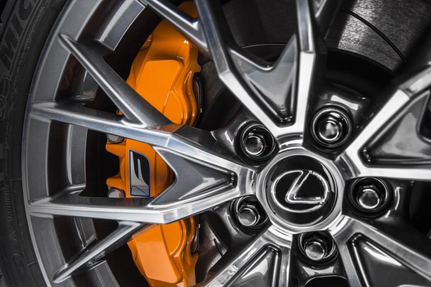 Lexus GS F –  477 PS super sedan makes Detroit debut Image #308228