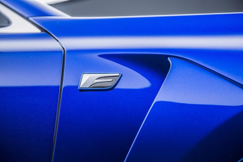 Lexus GS F –  477 PS super sedan makes Detroit debut Image #308232
