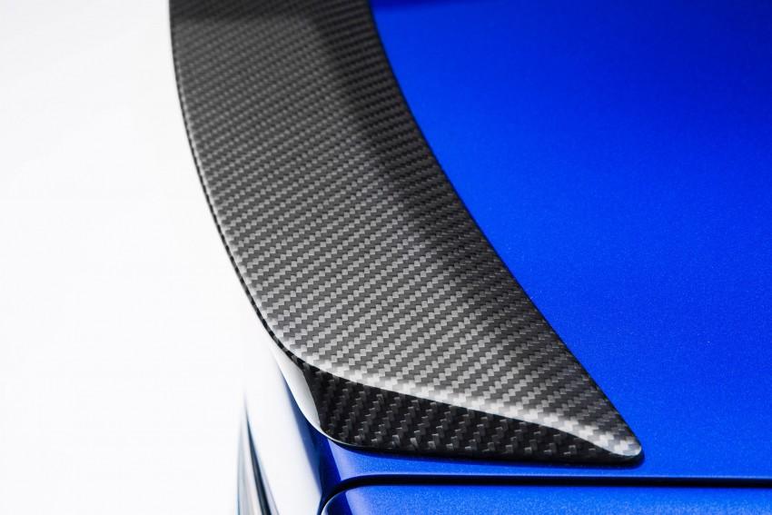 Lexus GS F –  477 PS super sedan makes Detroit debut Image #308233
