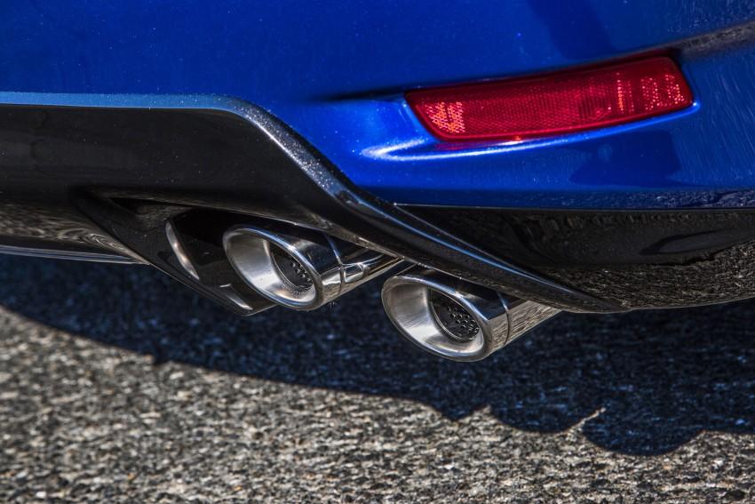 Lexus GS F –  477 PS super sedan makes Detroit debut Image #308234