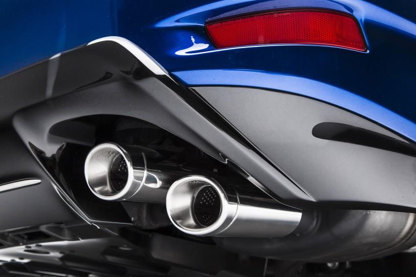 Lexus GS F –  477 PS super sedan makes Detroit debut Image #308236