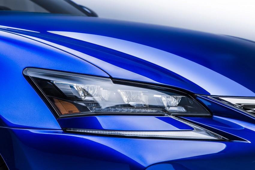 Lexus GS F –  477 PS super sedan makes Detroit debut Image #308242