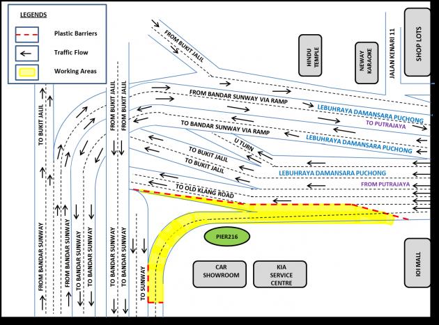map_1_-_road_closure_diversion_on_the_ldp_p216_15-31_jan_2015