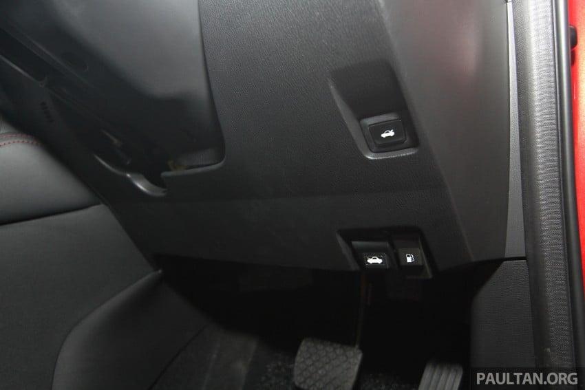 Mazda 2 Sedan SkyActiv-D diesel displayed at launch Image #306188
