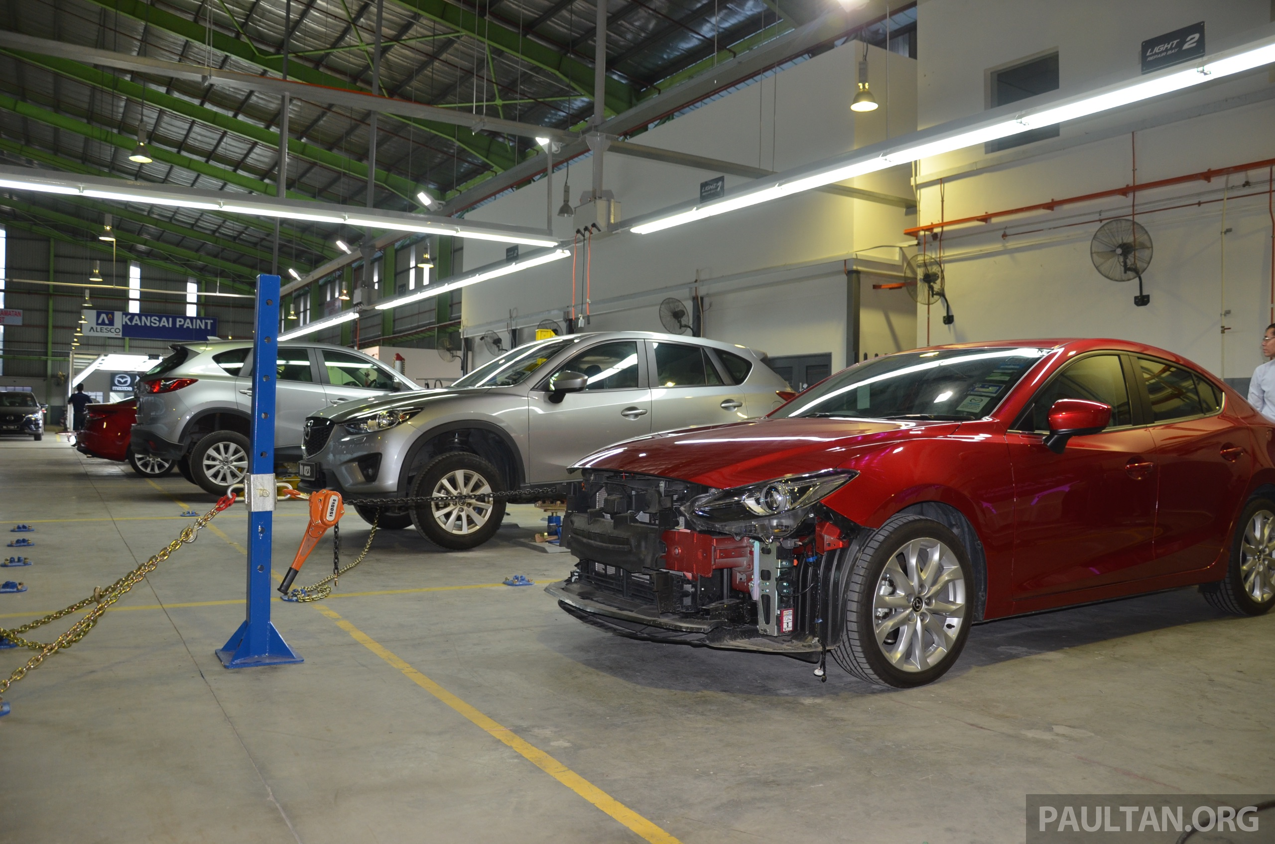 Mazda Body And Paint Glenmarie