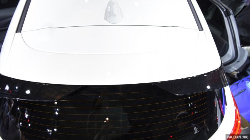 Mazda CX-3 Racing Concept at 2015 Tokyo Auto Salon Image #302046