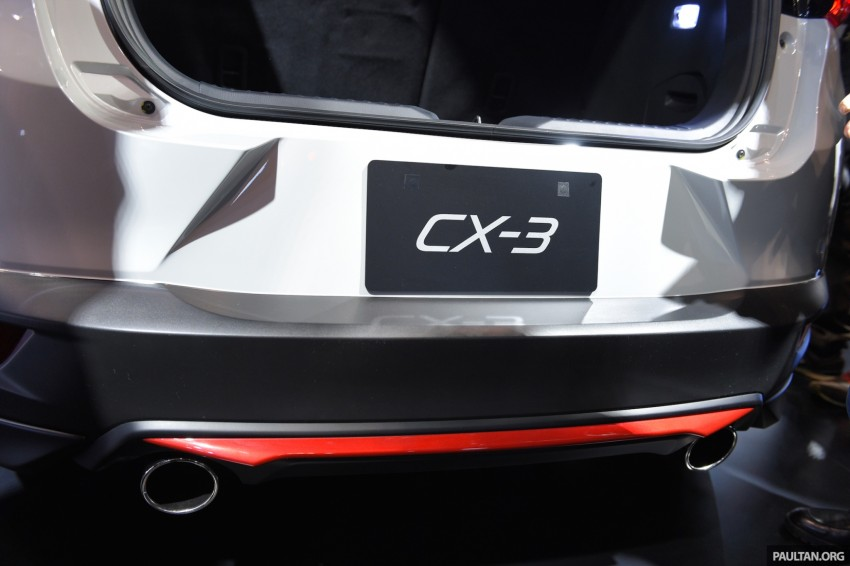Mazda CX-3 Racing Concept at 2015 Tokyo Auto Salon Image #302055