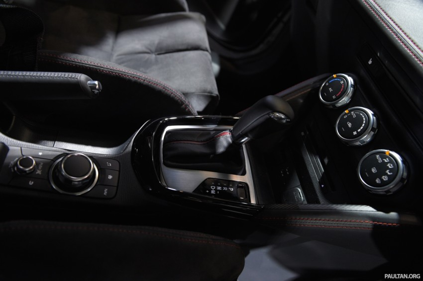 Mazda CX-3 Racing Concept at 2015 Tokyo Auto Salon Image #302076