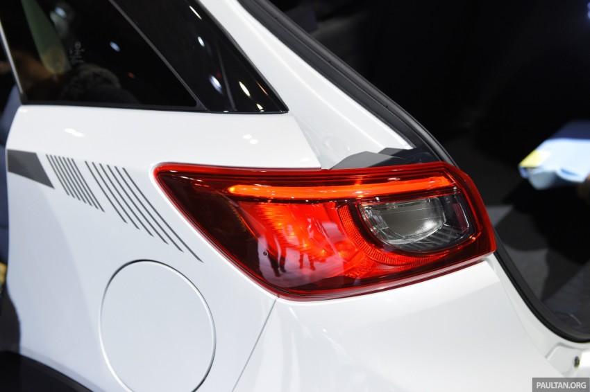 Mazda CX-3 Racing Concept at 2015 Tokyo Auto Salon Image #302093