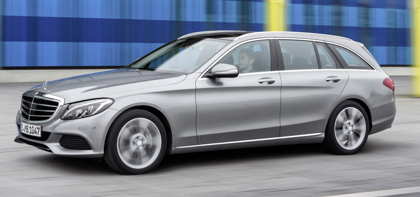 Mercedes-Benz C 350 Plug-In Hybrid debuts with 2.0 turbo engine, electric motor and lithium ion battery Image #302472