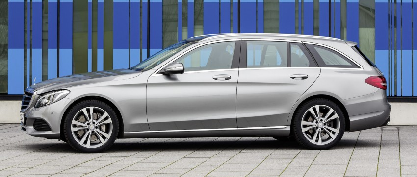 Mercedes-Benz C 350 Plug-In Hybrid debuts with 2.0 turbo engine, electric motor and lithium ion battery Image #302474