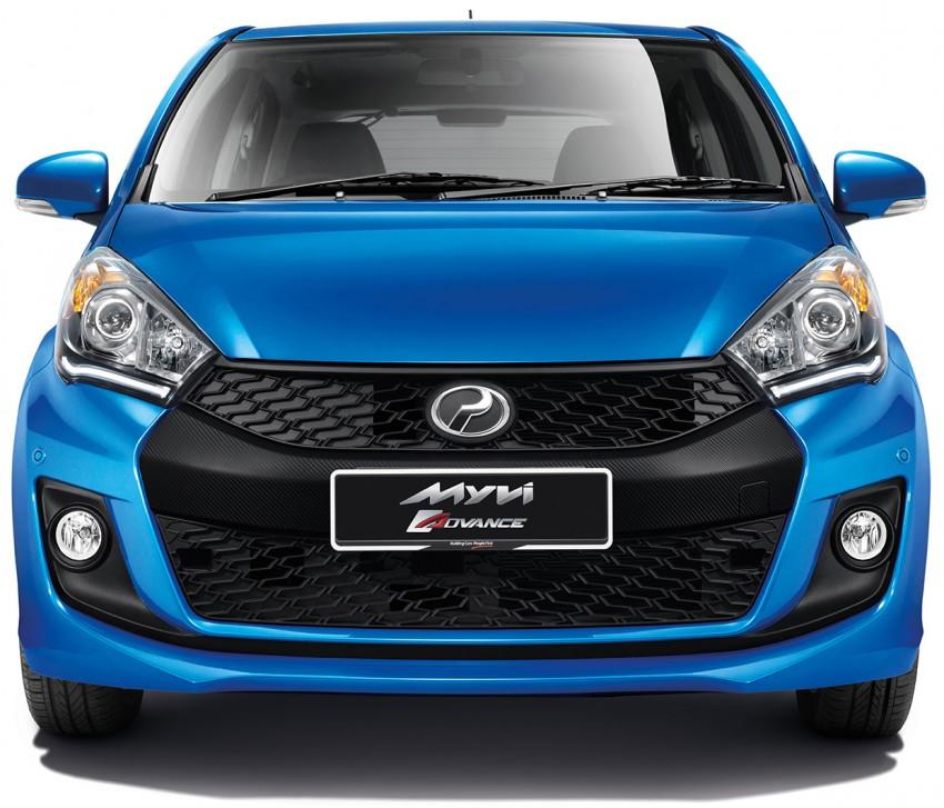 2015 Perodua Myvi facelift – spec-by-spec comparison Image #304653