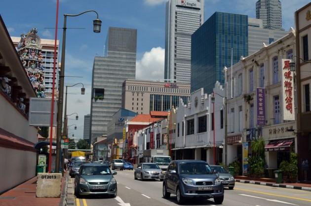 singapore road