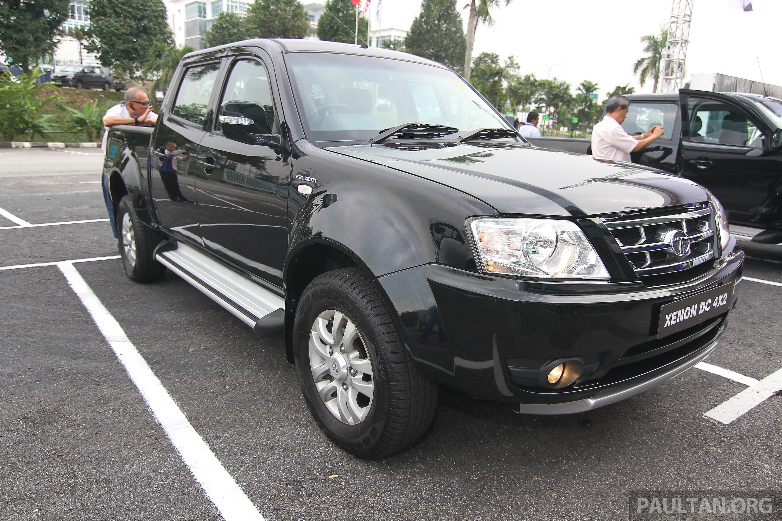 Tata Xenon Debuts In Malaysia For Commercial Use