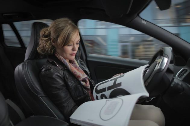 VOLVO CAR GROUP LANCE UN PROJET UNIQUE AU MONDE DE VOITURES A CONDUITE AUTONOME SUR ROUTES OUVERTES