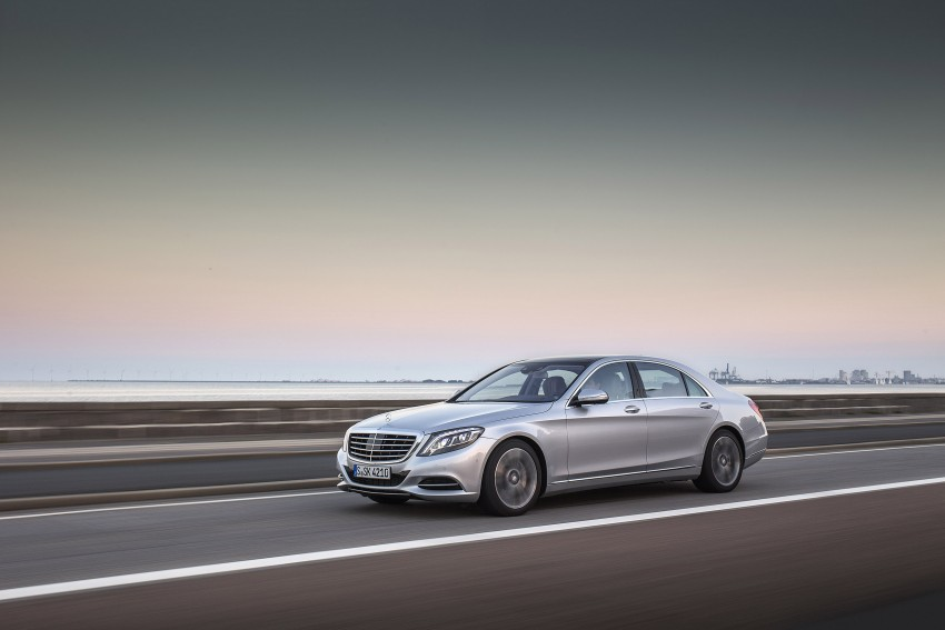 DRIVEN: W222 Mercedes-Benz S 500 Plug-in Hybrid Image #313173