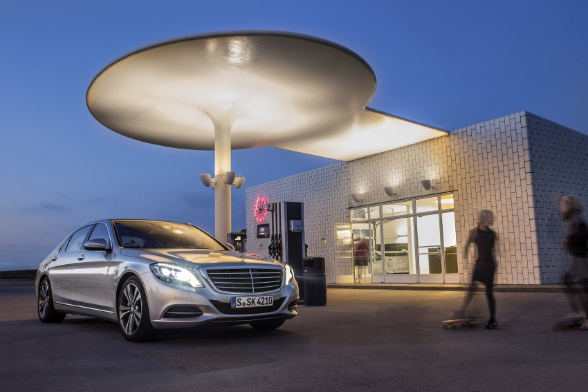 DRIVEN: W222 Mercedes-Benz S 500 Plug-in Hybrid Image #313174