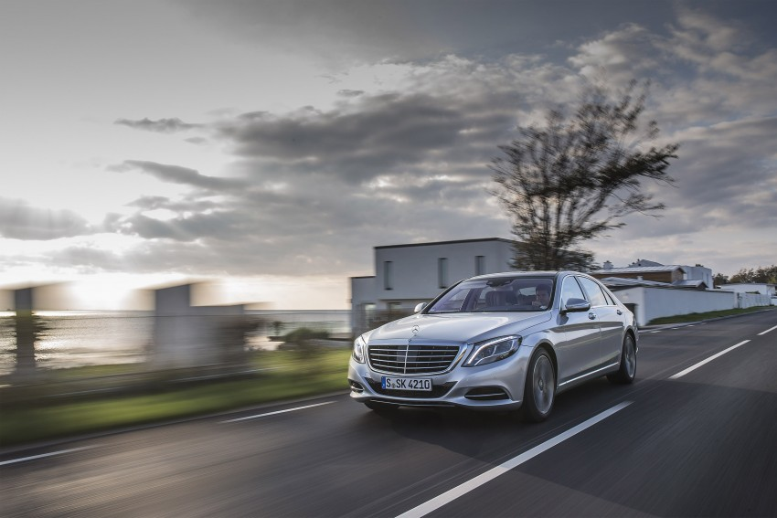DRIVEN: W222 Mercedes-Benz S 500 Plug-in Hybrid Image #313175